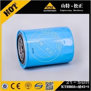 山特松正供应小松PC56-7原厂机油滤芯