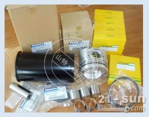 SAA6D107E缸套,PC200-8发动机缸套,PC200-8小松发动机配件