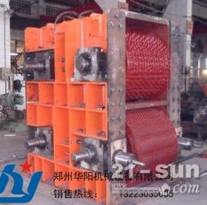 山西2PG600*750煤矸石齿辊式破碎机高锰钢辊皮配件铸造...
