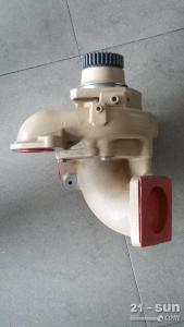 小松推土机配件供货商供应小松D375A-6水泵6240-61-1102