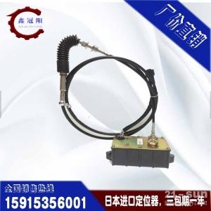 三一挖机油门马达配线长2米  最新款升级版油门电机  北京挖机配件批发