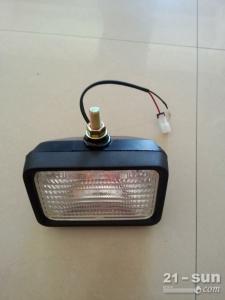小松挖掘机PC220-7大臂灯配重灯电瓶箱灯
