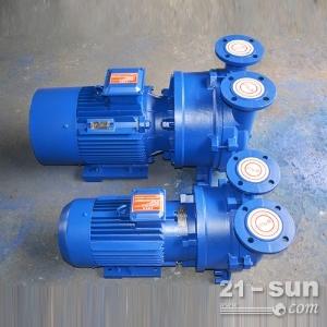水环式真空泵 化工污水过滤泵 真空蒸馏泵 可订做水环真空泵站