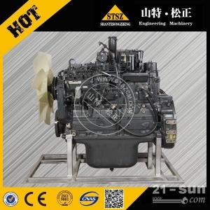PC200-7  全新原装发动机总成