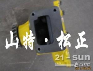 山推SD32发动机机油泵原装现货推土机配件批发