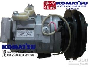 小松挖掘机PC110-7空调压缩机