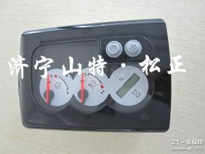 小松显示屏PC55MR-2显示屏 原装进口配件
