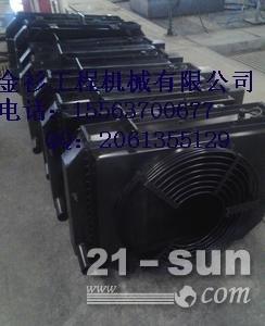 徐工压路机水箱散热器