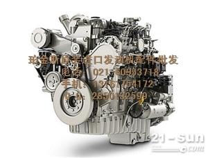 珀金斯发动机配件-气门摇臂轴
