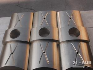 专业生产轧机配件万向接轴铜滑板