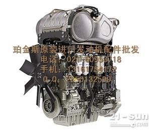 帕金斯发动机配件-高压油管 喷油器高压油管