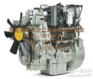 帕金斯发动机配件-先导泵座子 先道泵座子