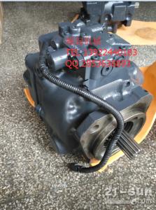 小松 装载机 液压泵 708-1W-00830