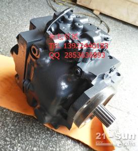 小松 装载机 液压泵 708-1W-00740