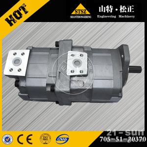 山特松正全国供应小松D70LE-12推土机高品质齿轮泵705-51-20370