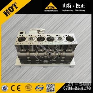 专业供应小松PC60-8发动机缸体6271-21-1000 中缸总成 发动机总成 发动机配件 徐新进