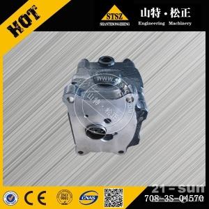 专业供应小松D155A-3齿轮泵705-52-40160 徐新进小松原厂液压泵