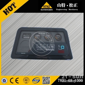 专业供应小松D155-3/5仪表盘7831-68-1000 徐新进 小松显示屏