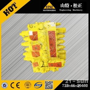 专业供应小松WA600-3控制阀执行器6560-41-5100 徐新进