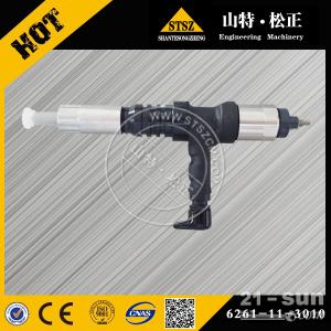 专业供应小松SA6D155-4手油泵DK105237-1700 徐新进