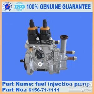 专业供应小松S6D155-4手油泵DK105217-1270 徐新进