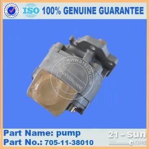 专业供应小松HD325-7泵总成705-22-25120 徐新进