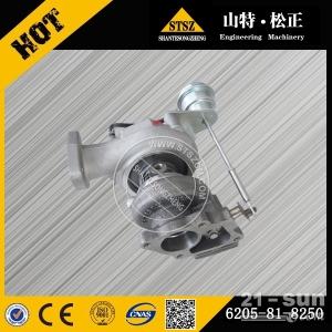 专业供应小松PC300-8增压器总成6745-81-8040...