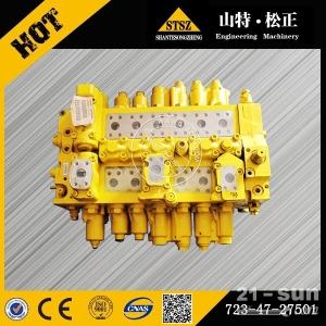 专业供应小松WA500-3阀总成709-12-11903 徐新进