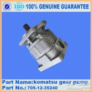 专业供应小松PC200-6液压泵泵胆708-2L-04040 徐新进 液压泵配流盘
