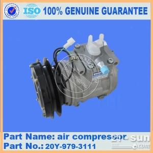 专业供应小松PC200-7空调面板208-979-7630 ...