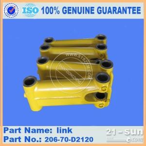 专业供应小松PC300-7斗杆油缸总成707-01-0A45...