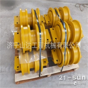 山推支重轮原厂支重轮160支重轮单边支重轮批发供应