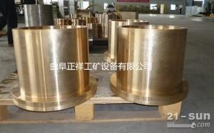 铜套厂家介绍铜套的铸造方式