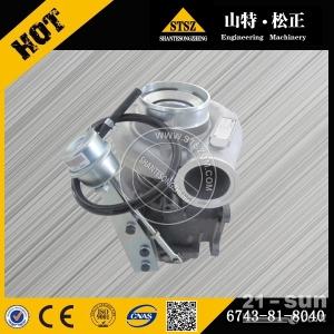专业供应小松PC400-6增压器6152-82-8210 徐...