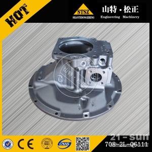 专业供应小松WA430-6风扇泵708-1s-00940 徐新进 小松装载机配件 小松原厂配件