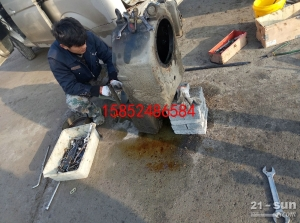 维修徐工振动压路机变速箱 电控变速箱 电子档变速箱修理