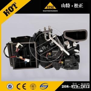 山特松正供应济宁小松挖掘机配件PC160LC-7挖掘机原厂空调总成208-979-7610