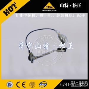 买小松PC160LC-7挖掘机SAA4D102发动机机油感应塞配件找山特松正08073-20505