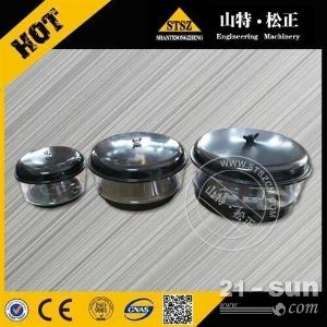 原装正品挖掘机配件PC450-7空气预滤器421-U12-3...