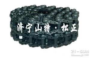 西藏小松挖掘机链条pc300-7链条厂家 山东小松工厂 13563766071