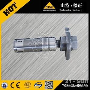 专业供应小松挖掘机配件PC200-8液压泵传动轴708-2L-32170 山特松正