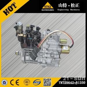 专业供应小松PC400-6柴油泵6152-72-1211 喷...