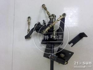济宁山特松正批发山推SD16推土机原厂油门操纵杆总成10Y-05-02000质量好价格低