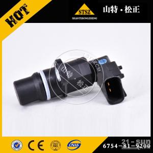 北京供应小松PC360-8M0挖掘机SAA6D114E-3发动机转速传感器6271-81-9201