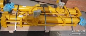 山推推土机配件 倾斜油缸 23Y-63B-00000