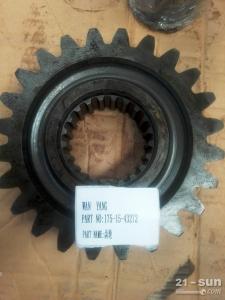 山推SD32原厂变速箱齿轮175-15-43272