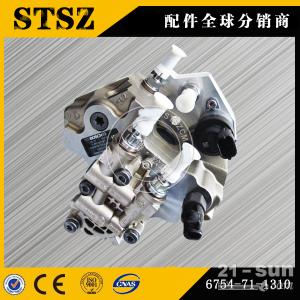 专业供应小松WA380Z-6装载机SAA6D107发动机原厂柴油泵山特松正6754-71-1012