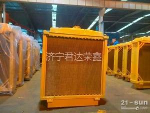 散热器管路及护风罩16Y-03A-03000散热器总成