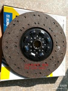 徐工20吨22吨压路机离合器片 离合器压盘XS202J原厂离合器片