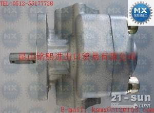 日本KYB齿轮泵 KP05123CPSS
